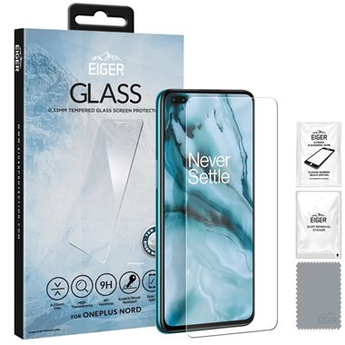 OnePlus Nord Display-Glas 2.5D Glass, transparent