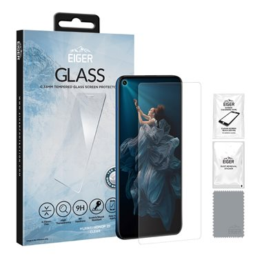 Honor 20 Display-Glas 2.5D Glass, transparent
